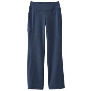 Duluth Trading NoGA Stretch Pants Blue Heather